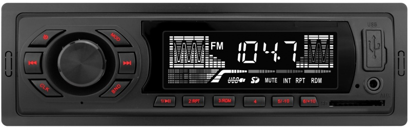 MAGNA- 6246   MP3 USB AUX CD-MMC