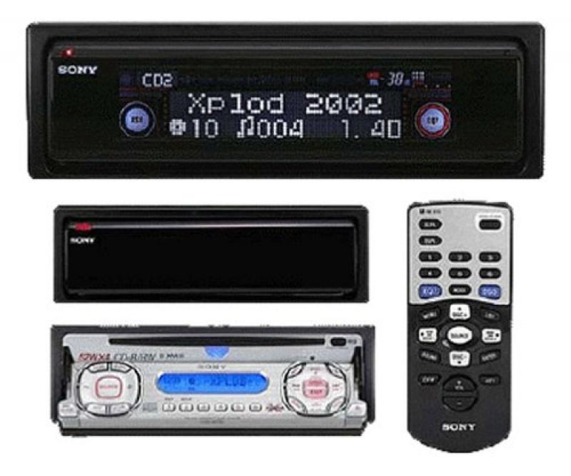 SONY CDX M730 CD Tuner