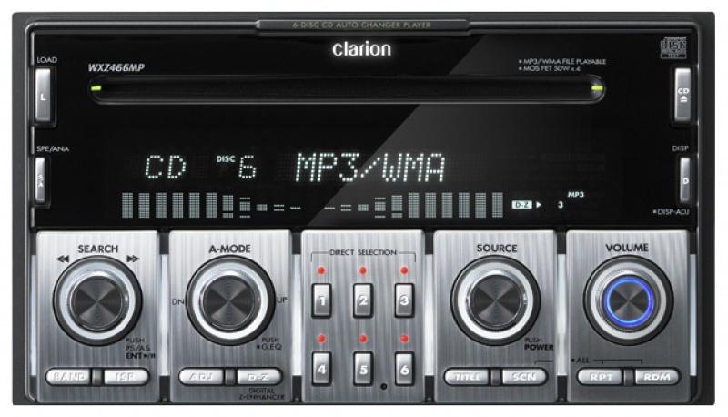 CLARION WXZ-466MP