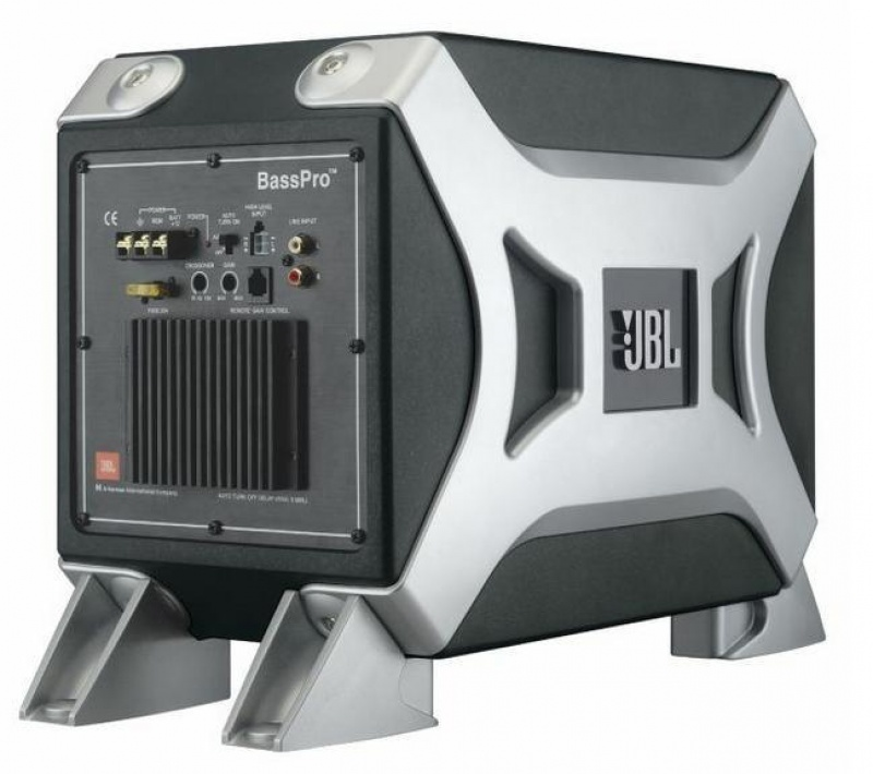 Sabwoofer  JBL BASSPRO II  ACTIV  ( cu amplificator)