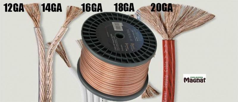 Speaker сable   VASTONE VST 20 GA