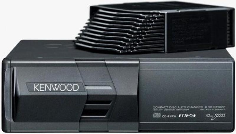 KENWOOD KDC -C719 VH