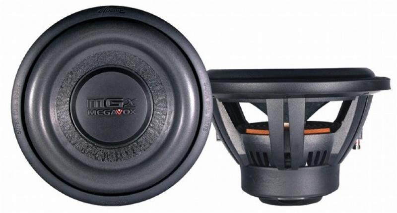 Сap subwoofer   MEGABOX® MX-W10B
