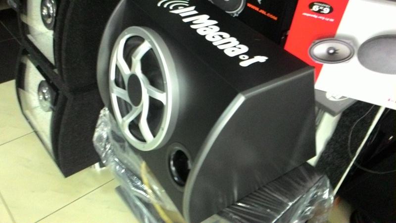 Subwoofer  300mm       MAGNA-T  GT-1003  (ACTIV)