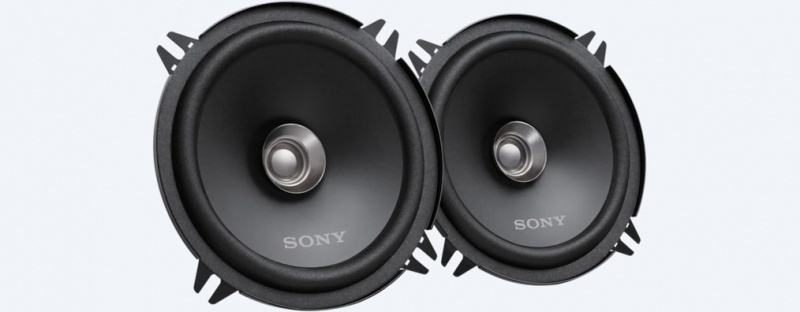 130mm  coacsiale  SONY XS-FB131E MEGA BASS