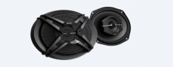 100mm coaxial SONY XS-GTF1039  extra BASS